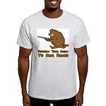 Arm Bears Ash Grey T-Shirt