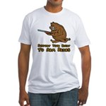 Arm Bears Fitted T-Shirt