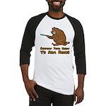 Arm Bears Baseball Jersey