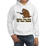 Arm Bears Hooded Sweatshirt