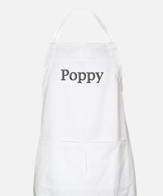 click to view POPPY steel BBQ Apron