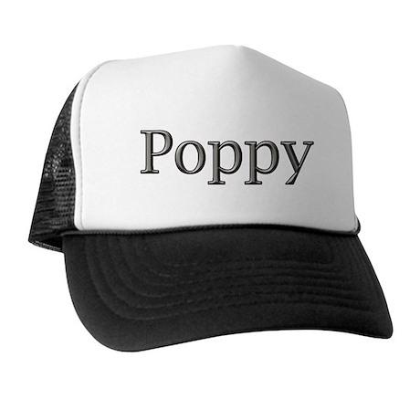 click to view POPPY steel Trucker Hat