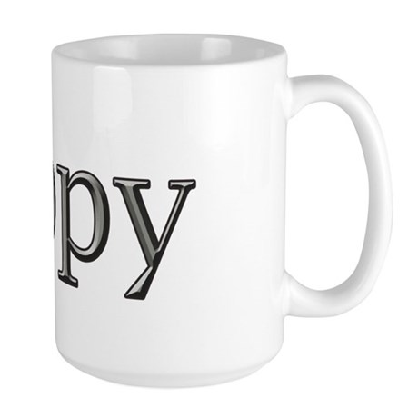 click to view POPPY steel Large Mug