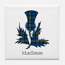Thistle - MacEwan Tile Coaster