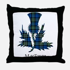 Thistle - MacEwan Throw Pillow