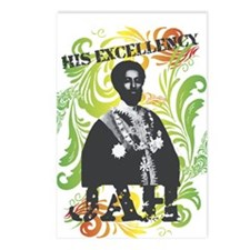 HIS EXCELLENCY Postcards (Package of 8)