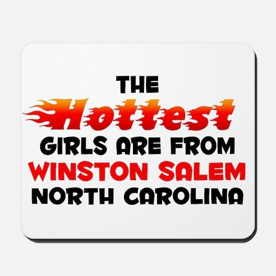 Hot Girls: Winston Sale, NC Mousepad