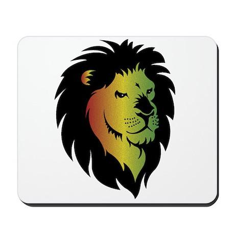 IRON LION Mousepad