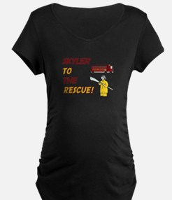 Skyler to the Rescue!  T-Shirt
