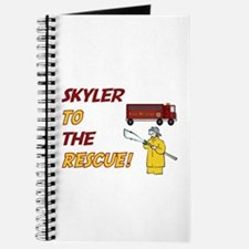 Skyler to the Rescue! Journal