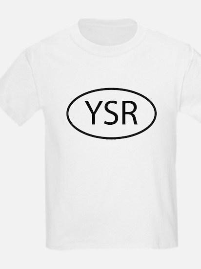 YSR T-Shirt