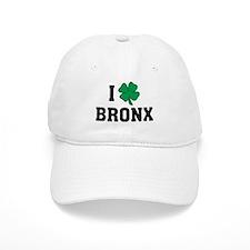 I Shamrock Love Bronx Baseball Cap