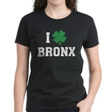 I Shamrock Love Bronx Tee