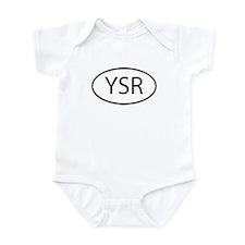 YSR Infant Bodysuit