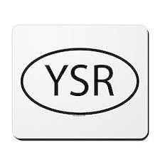 YSR Mousepad