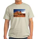 Vortex Side of Bell Rock Ash Grey T-Shirt