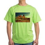 Vortex Side of Bell Rock Green T-Shirt