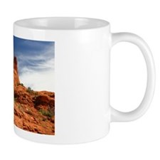 Vortex Side of Bell Rock Mug