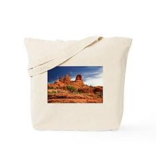 Vortex Side of Bell Rock Tote Bag