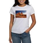 Vortex Side of Bell Rock Women's T-Shirt