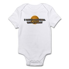 New York Basketball Daddy Infant Bodysuit