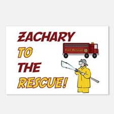 Zachary to the Rescue!  Postcards (Package of 8)