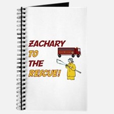 Zachary to the Rescue! Journal