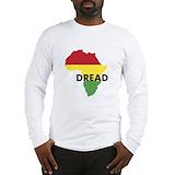 Selassie jah Long Sleeve T Shirts