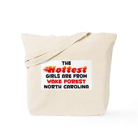 Hot Girls: Wake Forest, NC Tote Bag