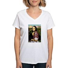 Mona's Basset Shirt