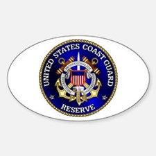 USCG Reserve Oval Decal