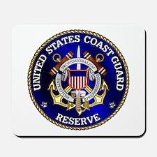 USCG Reserve Mousepad
