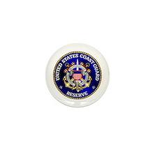USCG Reserve Mini Button