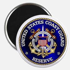 "USCG Reserve 2.25"" Magnet (10 pack)"