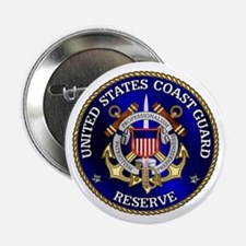 """USCG Reserve 2.25"""" Button (100 pack)"""