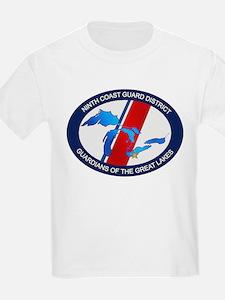 9th District USCG T-Shirt