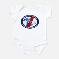 9th District USCG Infant Bodysuit