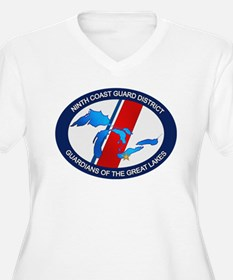 9th District USCG T-Shirt