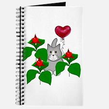 Kitty Cat Valentine Journal