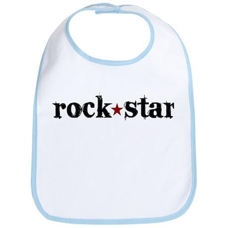 Rock Star Bib