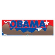 Election 2008 Vote Obama Bumper Bumper Sticker