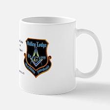 Valley Lodge Crest Mug