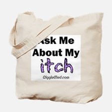 Itch Tote Bag