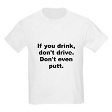 Cute Drink and drive T-Shirt