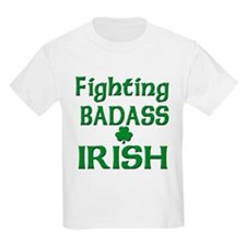 Fighting Bad Ass T-Shirt