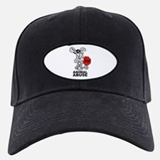 Stop Animal Abuse Baseball Hat