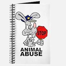 Stop Animal Abuse Journal