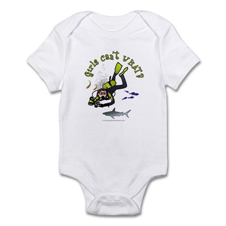 Light Diver Infant Bodysuit