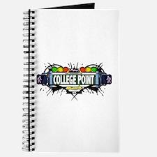 College Point (White) Journal