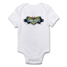 Cambria Heights (White) Infant Bodysuit